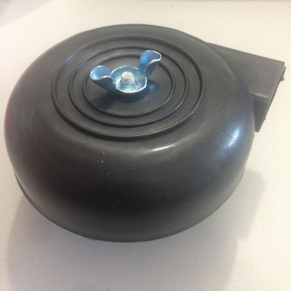 Plastic Compressor Air Intake Silencer Filter 16mm 3/8PT Dia Male Thread Black mantra бра mantra 1924
