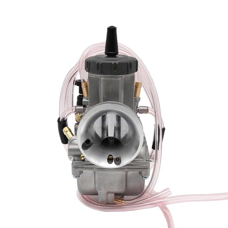 ZS MOTOS 4 T moteur 33 34 35 36 38 40 42mm PWK moto carburateur universel utilisé UTV ATV pour Honda KTM Suzuki Kawasaki