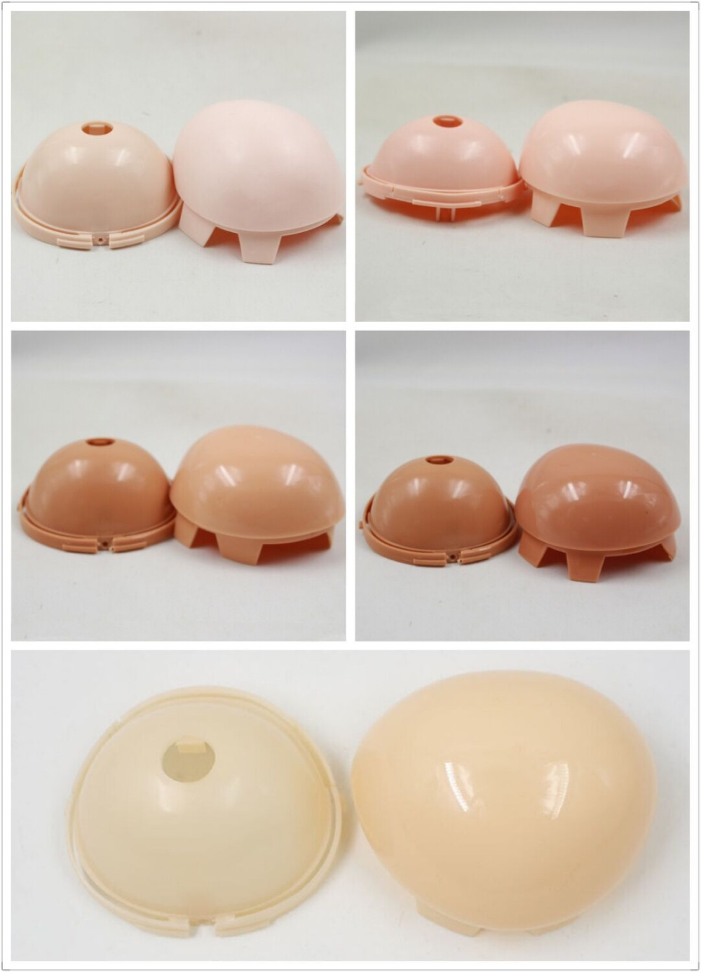 Puppe kopfhaut 5 satz/beutel geeignet für blyth puppe-in Puppen-Zubehör aus Spielzeug und Hobbys bei  Gruppe 1