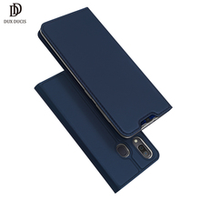 DUX DUCIS Flip Leder Fall Für Samsung Galaxy A30 A50 A40 Brieftasche Buch Abdeckung für Samsung A30 A50 A70 A20 a20e A10 A10S A40 2019