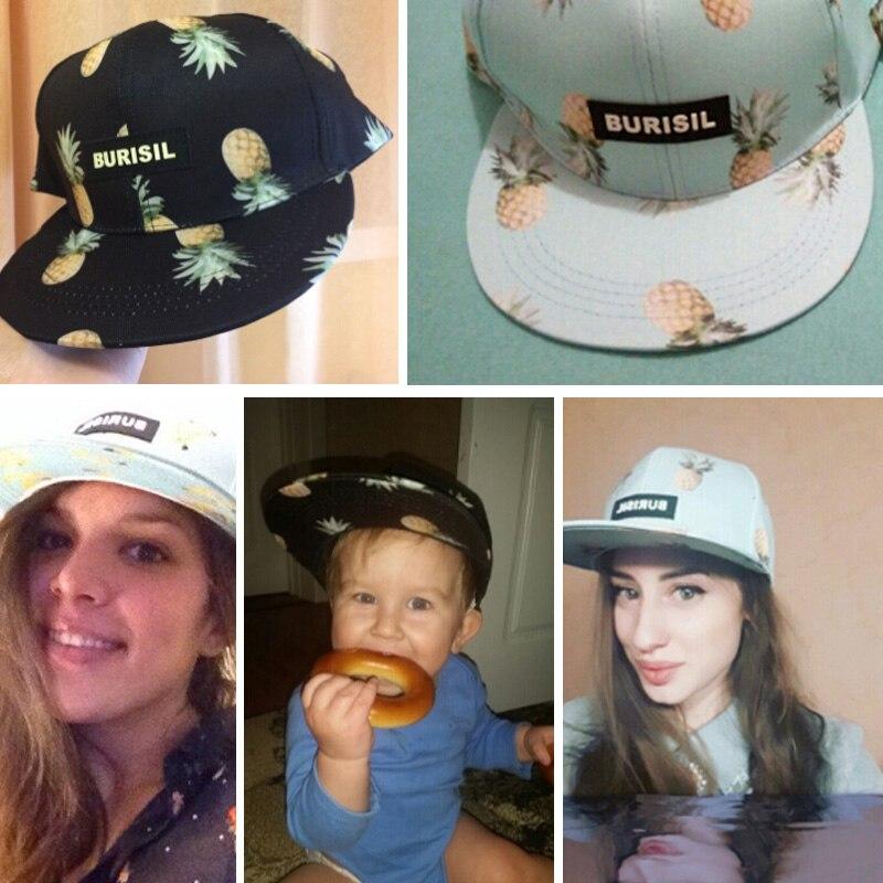 2019 nuevo patrón Snapback adultos y niños moda gorras niños sombreros de béisbol  para niños niñas sol gorra de Hip Hop tapas en Sombreros y Gorras de Mamá  ... 91c99c64288