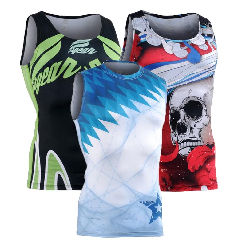 Men Cotton Sleeveless Shirt Fitness Clothes Bodybuilding Tank Top Men Undershirt Casual Men's Multicolor Vest