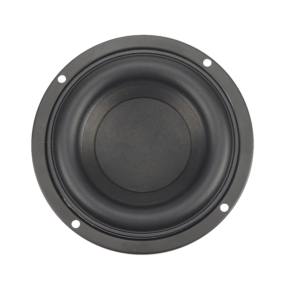 Image 4 - GHXAMP 4 inch 40W Round Subwoofer Speaker Woofer High power BASS Home Theater 2.1 Subwoofer Unit 2 Crossover Louspeakers DIY 1PC-in Subwoofer from Consumer Electronics
