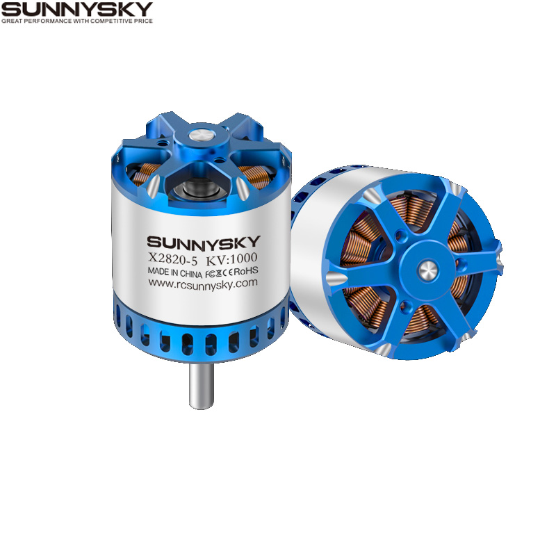 Sunnysky X2820III 860KV 1000KV 1250KV Brushless Motor For RC helicopter Airplane FPV Quadcopter miltirotor