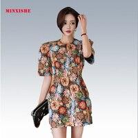2019 Новые Летние Одежда для Для женщин Мини пикантное обтягивающее платье Вечерние ночь элегантные модные Корейский стиль Обёрточная бумаг