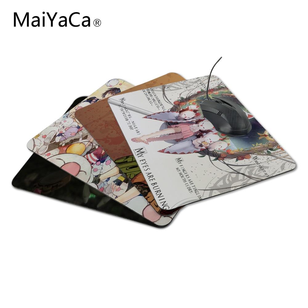 MaiYaCa moogle final fantasy Mouse Pad Computer aming Mouse Pad amer font b Play b font