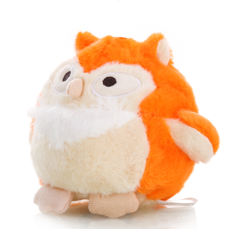 Image 5 - Charmingpet pet dog toys Owl  pet training Squeak Toys-in Dog Toys from Home & Garden