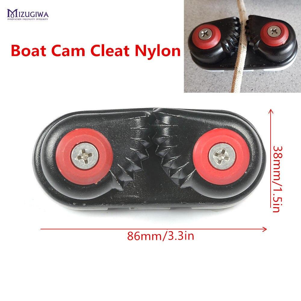 Cale à came Composite Marine Nylon voilier roulement à billes taquets Cam-Matic, taquet d'alun Cam matic 86mm Kayak canoë