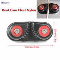 Marine Composite Cam Cleat Nylon Sailing Sailboat Ball Bearing Cam-Matic Cleats, Cam-matic Alum Cam Cleat 86mm Kayak Canoe