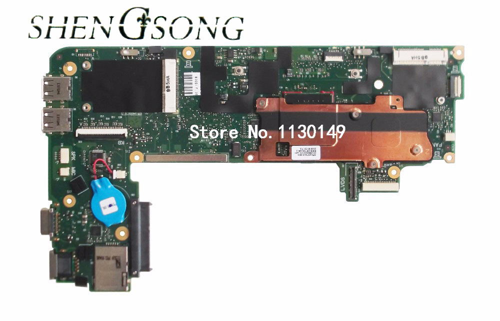Free Shipping 579568-001 FOR HP Mini 110, for Compaq Mini 110c Laptop Motherboard 100% full tested OK стоимость