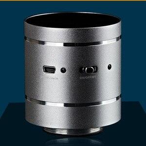 Image 5 - Altavoz bluetooth portatil alto falante sem fio alto falante sem fio do subwoofer do bluetooth do orador da vibração de adin mini para o computador