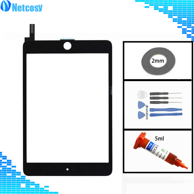 A1538 A1550 Touch Screen Digitizer Glass lens Sensor Repair parts For ipad mini 4 mini4 A1538 A1550 Tablet Touch Panel original new genuine 11 6 inch tablet touch screen glass lens digitizer panel for hp x360 310 g1 replacement repairing parts