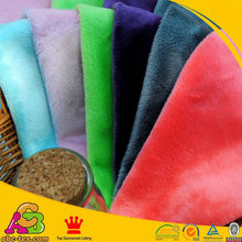 2016 Hot sell Minky Smooth Fabric Plush Fabric Sold By Meter Popular Used As Baby Blanket Baby Bibs Baby Stroller Free Shipping