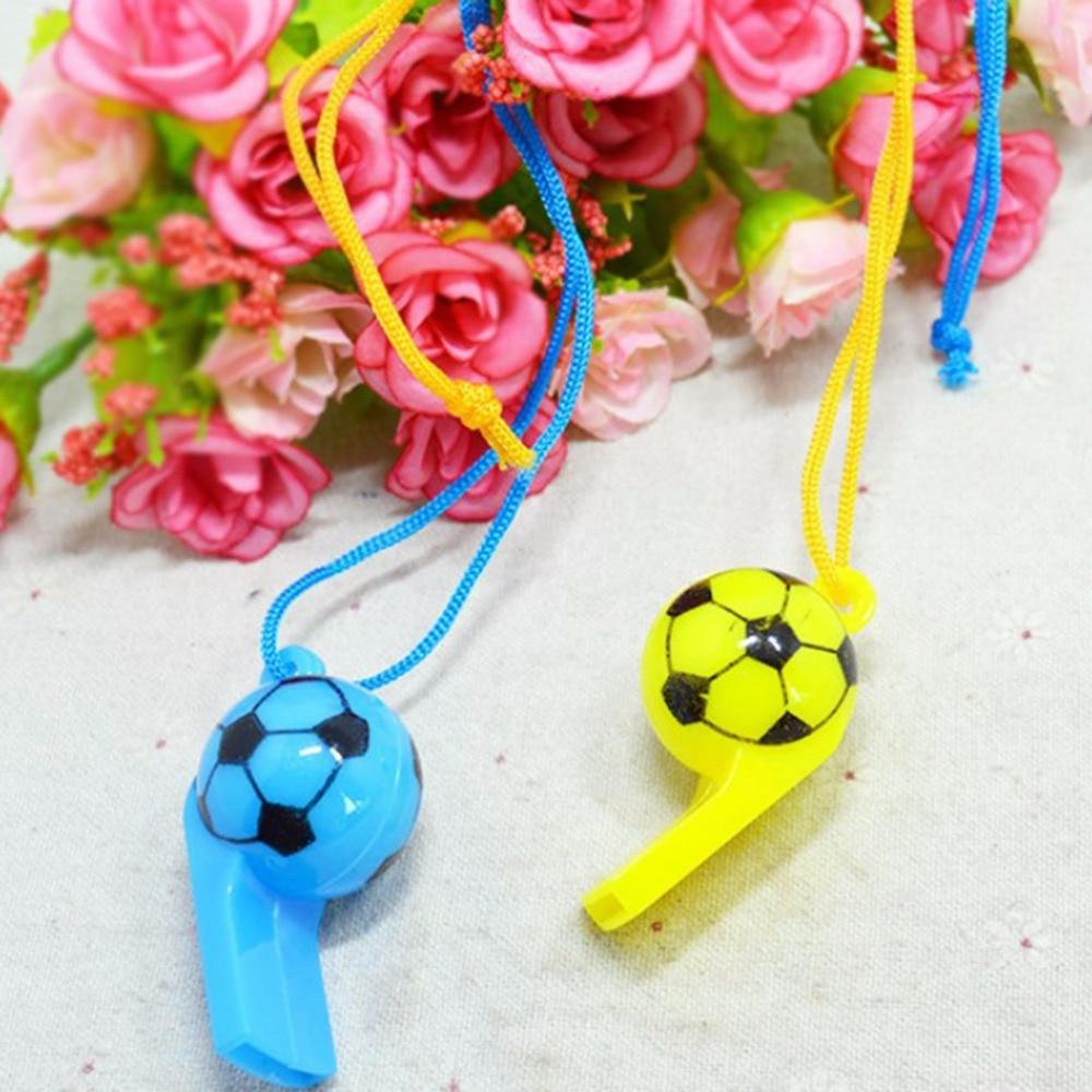 2PCS Soccer Football Sports Whistle Survival Cheerleaders Referee Whistle HI