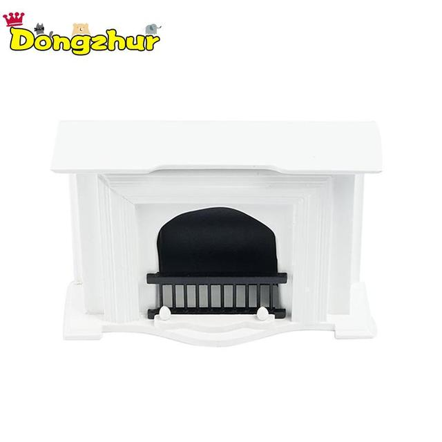 Pleasing Us 25 95 Diy Handmade Miniature White Fireplace For 1 12 Dollhouse Decor Furniture Accessorie Kits Mini Toys Gift For Children Wwp0693 In Doll Download Free Architecture Designs Lukepmadebymaigaardcom