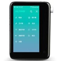 Оригинальный IRIVER Активо CT10 Hi Fi плеер без потерь плеер сенсорный экран MP3 плеер новые продукты подарок пользовательские кожаный чехол