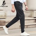 Pioneer Camp Hip hop causal pants men brand clothing stripe street wear trousers fashion male sweatpants Harem pants 622128