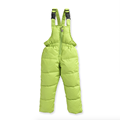 Children Boys Winter Jumpsuit Down Overalls For Girls 1-6 Years Kids Ski Suit Toddler Baby Girl Pants Infant Clothing