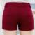 Outono calções mulheres 2017 de moda de nova ruffles mid-cintura calções de lã das mulheres botas de inverno shorts casual wear plus size tamanho meias b631