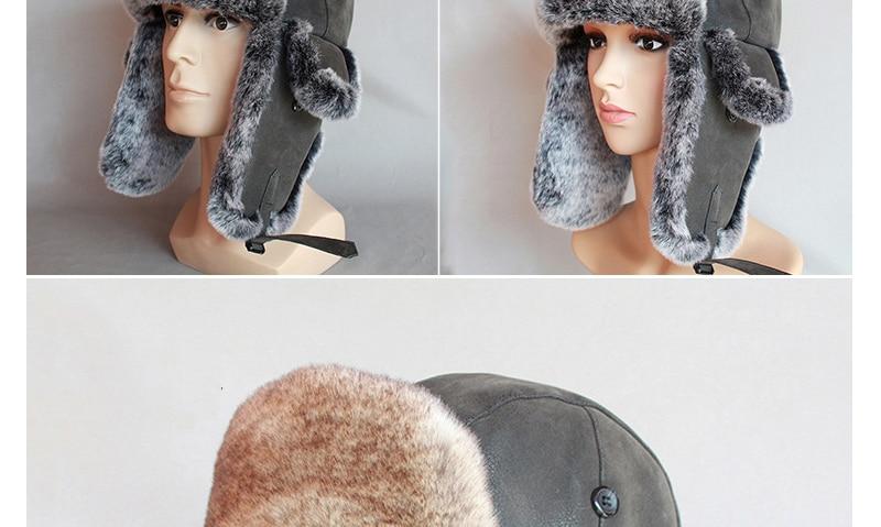 Chapeau de bombardier