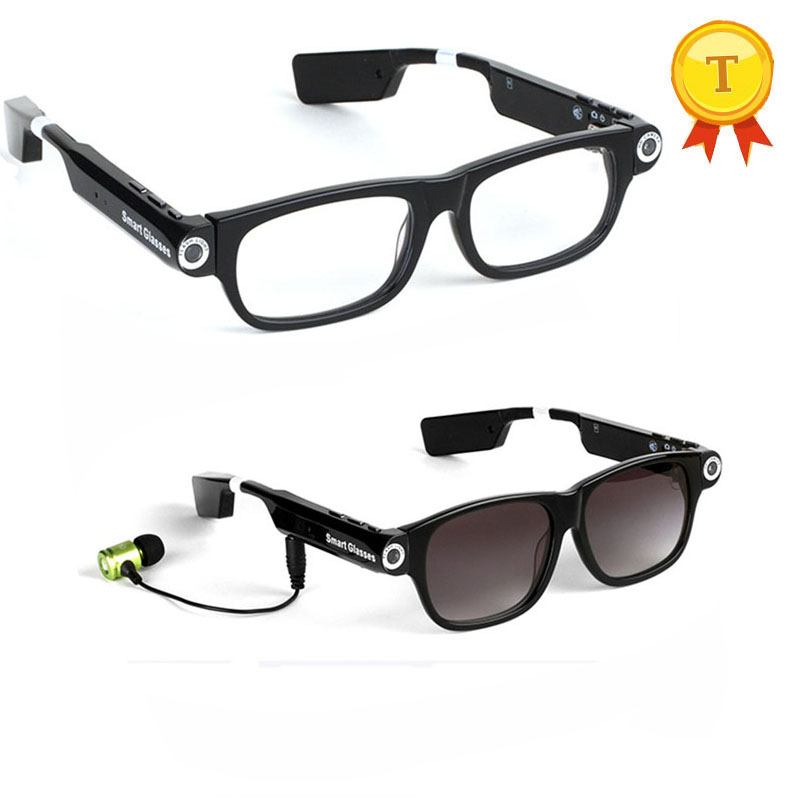hot sales product smart glasses sun glasses sunglasses support video take mustic