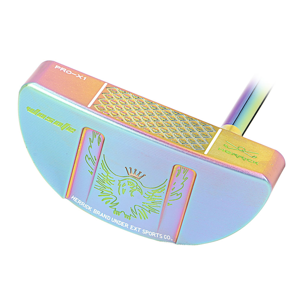 golf clubs putter men right handed Semicircular shape Forged cnc steel Bending shaft face balance festoon Individualization lynford graham internal control audit and compliance documentation and testing under the new coso framework