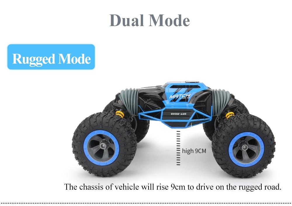 4WD Crawl Off Road Truck _03
