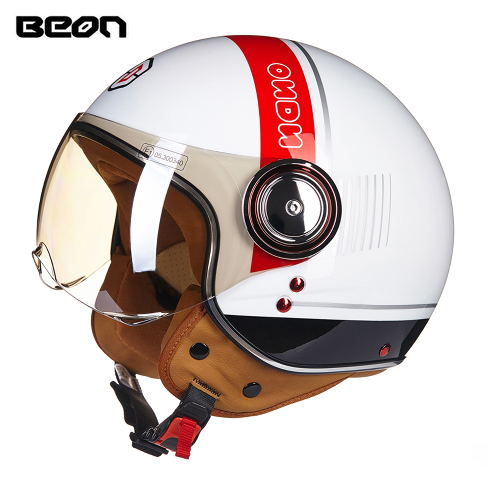 Brand New ECE Motorcycle Helmet Chopper 3/4 Open Face Vintage Helmet 110DY Moto Casque Casco motocicleta Capacete Unisex helmets for lg google nexus 5 d820 d821 lcd display touch screen digitizer assembly with frame bezel free shipping