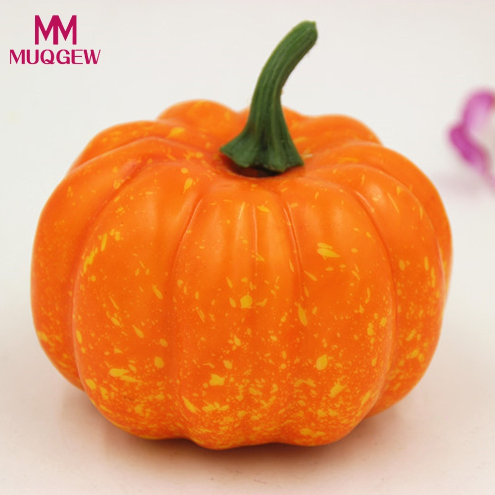 halloween decoration artificial pumpkin halloween pumpkin party supplies decoration diy halloween decoration casamento pumpkin