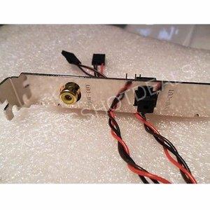 Image 3 - SPDIF оптический и RCA выход Кабельный кронштейн для материнской платы ПК