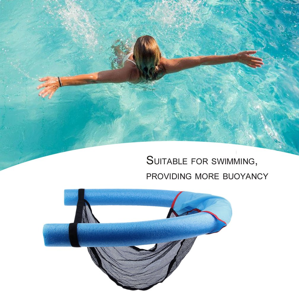 Baby Pool Floating Chair Amazing Floating Noodle Chair Universal Swimming Pool Seats Buoyancy Swimming Accessory for Adults Kids