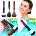 Professional Make Up Beauty Face Powder Wooden Handle Multi-Function Blush Brush kabuki blending makeup brushes Cosmetic Tool