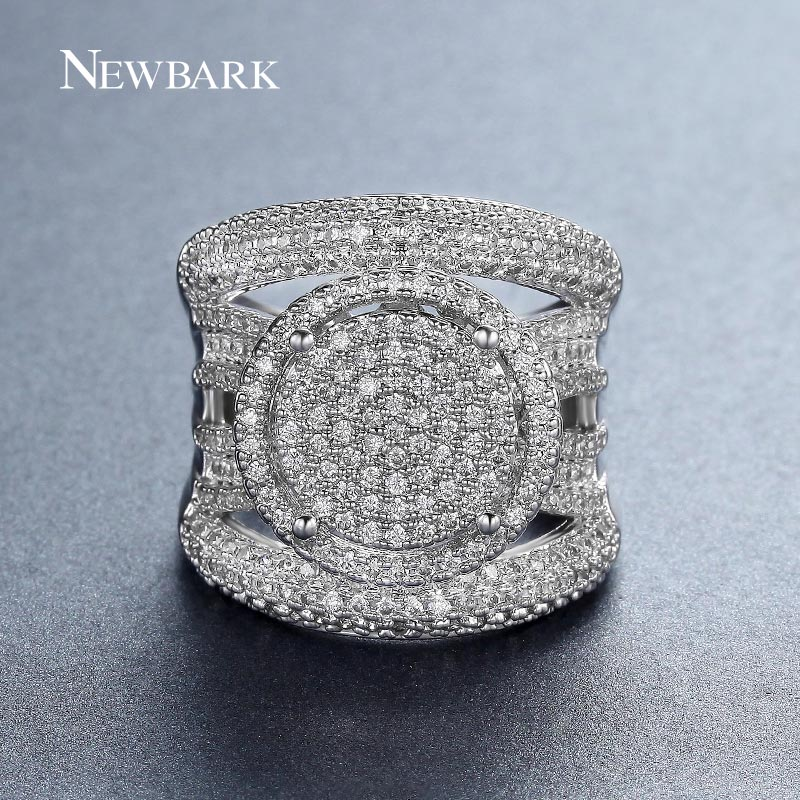 NEWBARK New Arrival Exquisite Unique Jewelry Ring Victoria s