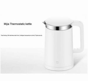 Image 3 - Xiaomi Hervidor eléctrico termostático Mijia, 1,5 l, pava inteligente con termostato, Control por teléfono móvil, aplicación Mi home, nuevo, Original
