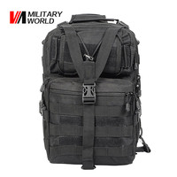 Men Outdoor Sport Military Tactical Backpack Nylon Camouflage Hunting Bags Camping Hiking Climbing Waterproof Shoulder Bag