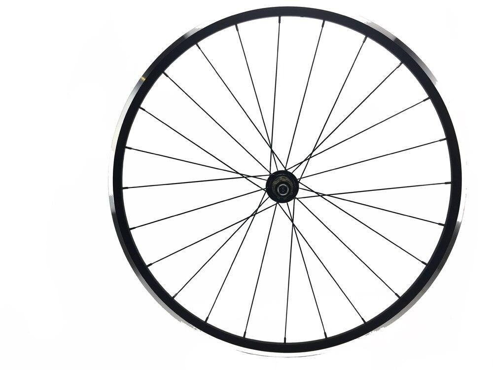 Rear wheel alloy bike road cycle wheel 700C XR 200 kinlin rim Powerway R36 Rear wheel with 1420 or 424 Spoke in 20/24 Holes цена
