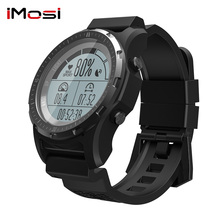 Imosi Smart Watch S966 Support G-sensor GPS Notification Sport Mode Wristwatch phone for Android ios PK S928