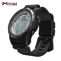 Imosi Smart Watch S966 Support G sensor GPS Notification Sport Mode Wristwatch Smart phone for Android ios PK S928