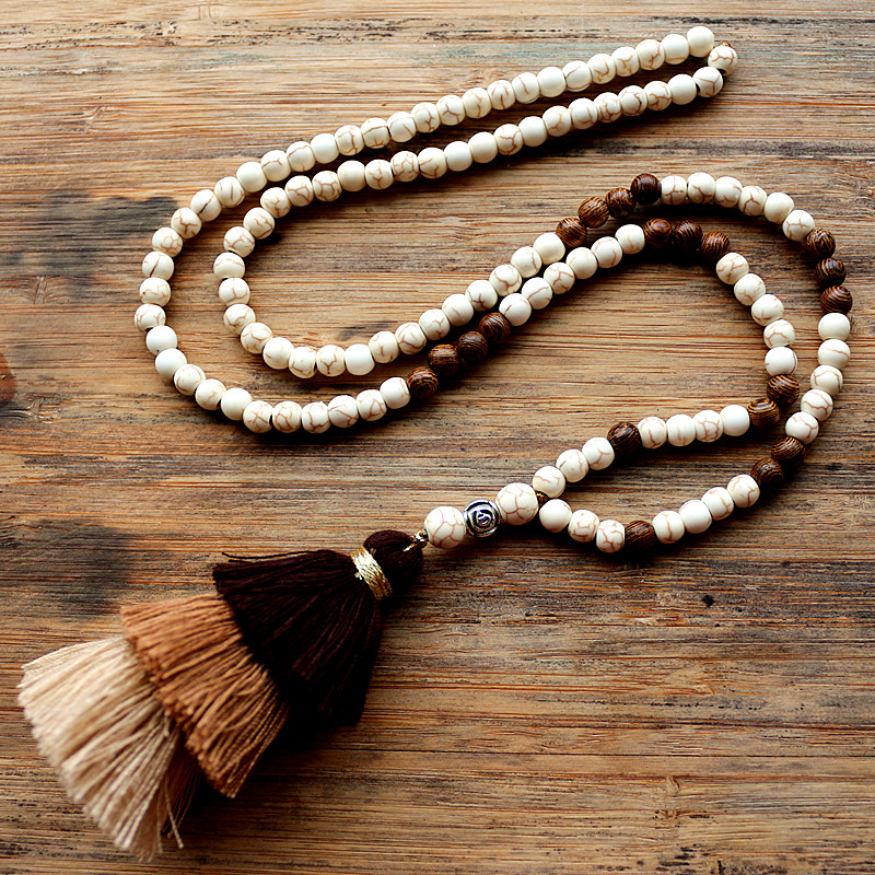 купить Fashion Handmade Three Layers Tassel Bohemian Tribal Jewelry Long Colorful Tassel Necklace For Women
