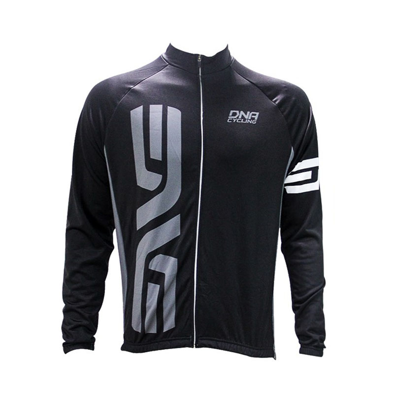 2018 New ropa ciclismo Cycling Jerseys Long Sleeves maillot ciclismo hombre invierno mtb bike clothing Cycling Jersey W ...