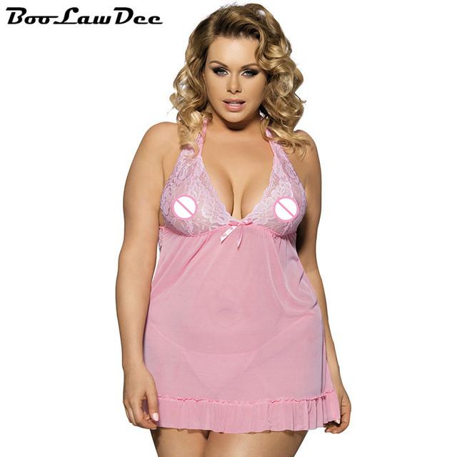 BooLawDee Europa sexy cinta sling pijamas feminino lace visível 2A015 transparente atacado vestido preto azul rosa vermelho roxo