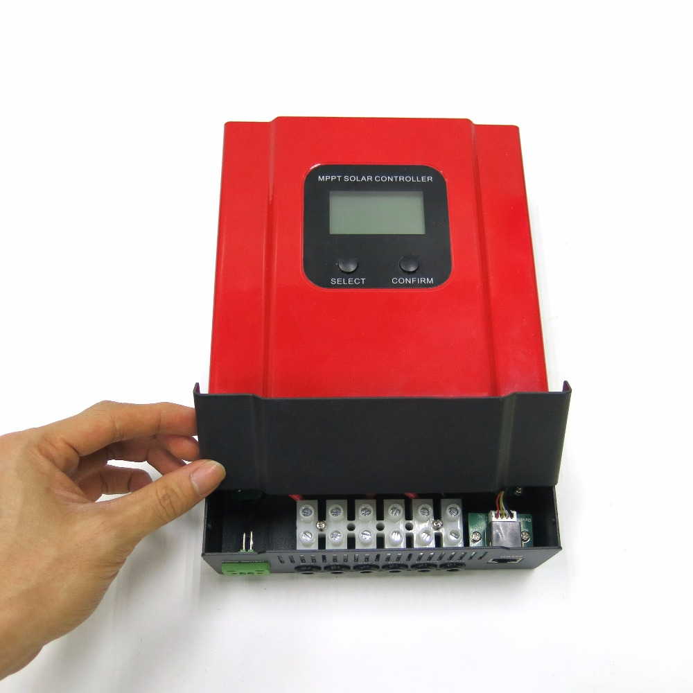 30A MPPT Solar Charge Controller 12V 24V 36V 48V with Backlight LCD Display Max 150V Input RS485 Communication eSmart330A MPPT Solar Charge Controller 12V 24V 36V 48V with Backlight LCD Display Max 150V Input RS485 Communication eSmart3