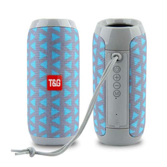 Portable Wireless Waterproof Loudspeaker