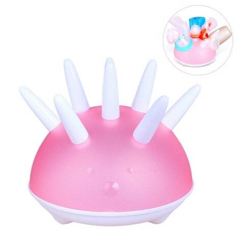 mamadeira escorredor prateleira de armazenamento rack de secagem de limpeza mamilo mamadeiras bebe bebe chupeta