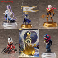 6 characters figures Saber PVC collectible model Action Figure Children birthday Gifts 5 8CM Room decoration HB65