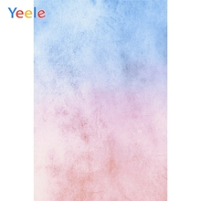 Yeele Gradient Solid Color Light Blue Surface Wall Texture Love Party Child Pattern Photo Background Photography Backdrop