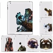 Warcraft YCSTICKER-Parcial Tableta Sticker Decal Vinyl Pintura Protectora de La Piel para iPad Pro Aire 9.7 iPad 2 iPad 6 iPad Aire