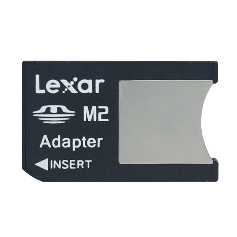 Original!!! Lexar M2 To Memory Stick Pro Duo Adapter