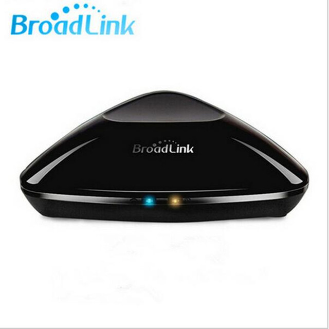 Broadlink RM Pro RM03 Universal Intelligent Controller Smart Home Automation WIFI+IR+RF Switch Remote Control For IOS Android