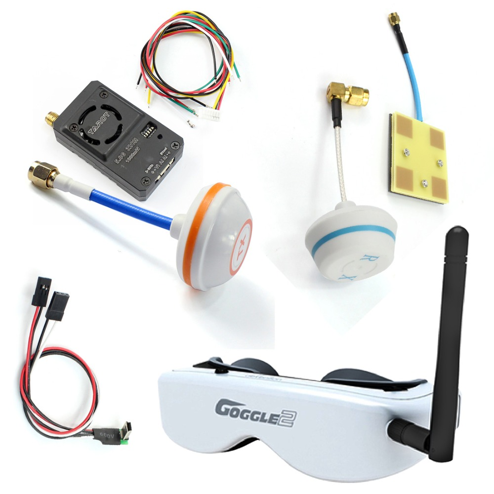 1000wm 600wm 500wm 300wm Wireless AV Transmitter For Goggle 2 FPV 5.8G Video Eyewear Glasses  for DIY FPV Racer Drone Qoadcopter happiness basics толстовка